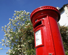 Annonce de la privatisation de la Royal Mail par Londres