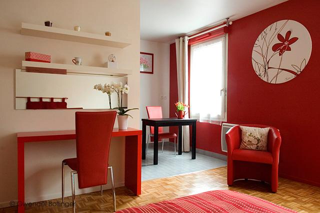 les styles des appartements des quartiers lyonnais business presse. Black Bedroom Furniture Sets. Home Design Ideas